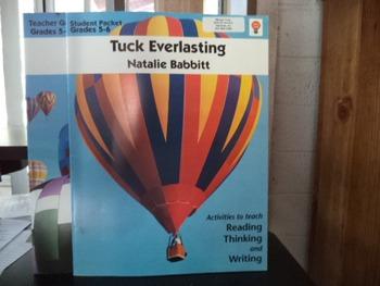 Tuck Everlasting   (SET OF 2)