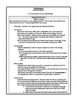 Tuck Everlasting Survey