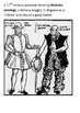 Tudor Beggars Word Search