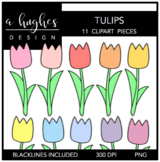Tulips {Graphics for Commercial Use}