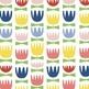 Tulips are Happiness-- Digital Scrapbook Pattern Paper