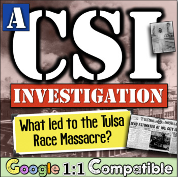 Tulsa Race Riots: What Led To Them? A CSI Investigation on