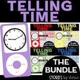 Telling Time Bundle (4-in-1 Pack)