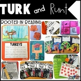 Rooted in Reading:  Turk and Runt