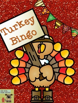 Turkey Bingo - Math