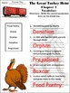 Thanksgiving Language Arts Activities: The Great Turkey He