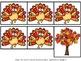 Turkey 5 & 10 Frame Pocket Chart FREEBIE