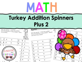 Turkey Addition Spinners Plus 2