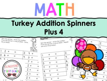 Turkey Addition Spinners Plus 4