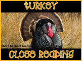 Turkey CLOSE Reading