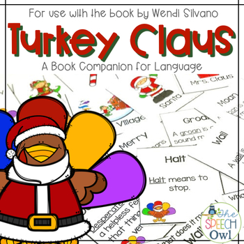 Turkey Claus: A Book Companion for Language