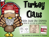 Turkey Claus Book Study and Craftivity