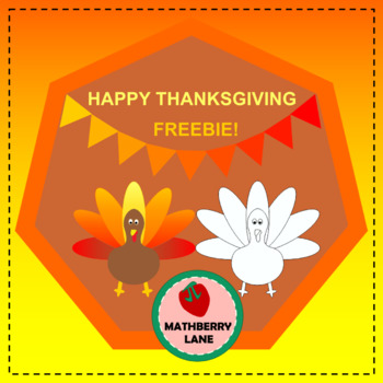 Turkey Clip Art and Coloring Page png Educational Commerci