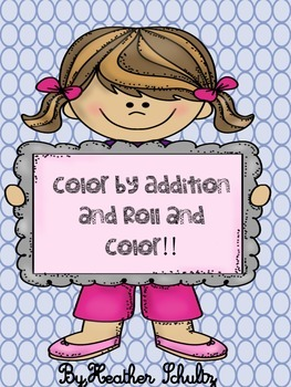 Turkey Color by Addition and Roll and Color