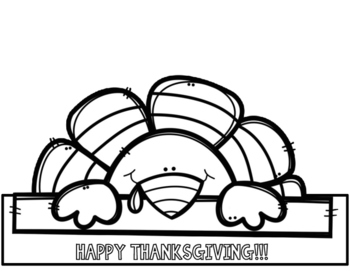 Turkey Crown:  Thanksgiving Crown