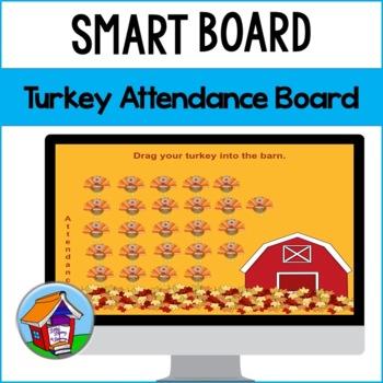 Turkey Farm Attendance Board