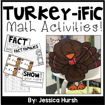 Turkey Math Activities