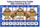Turkey Math Fun BUNDLE for the Smartboard - Thanksgiving N