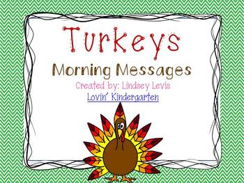Turkey - Morning Messages
