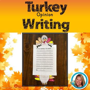 Turkey Opinion Writing