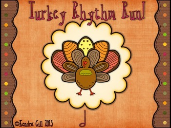 Rhythm Game - Turkey Rhythm Run - Half Note