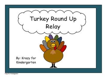 Turkey Round Up Relay