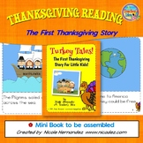 Thanksgiving Reading -Turkey Tales: The First Thanksgiving