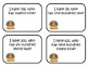 Turkey Talk: I have... Who has number word recognition game