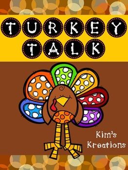 Turkey Talk: Reading Passages to Practice Context Clues an