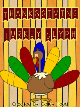 Thanksgiving Turkey Glyph