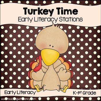 Turkey Time (9 ELAR Stations)