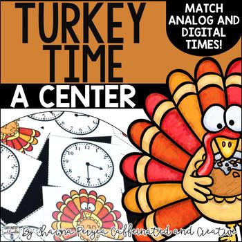 Turkey Time Center Game