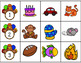 Thanksgiving - It's Turkey Time Alphabet and Beginning Sou