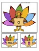 Turkey Time - Math & Literacy Stations