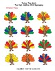 Thanksgiving Turkey Time Math: Two Digit Addition With Regrouping