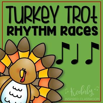 Turkey Trot Rhythm Races: syncopa