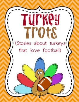 Turkey Trot - Thanksgiving Writing Craftivity About Turkey