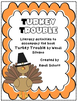 Turkey Trouble Literacy Centers