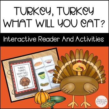Turkey, Turkey: An Interactive Reader & Related Activities