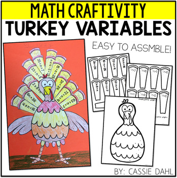Variable Turkey Craftivity