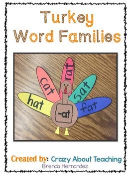 Turkey: Word Families