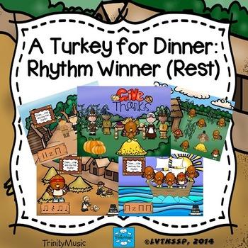 Turkey for Dinner: Rhythm Winner (Rest)