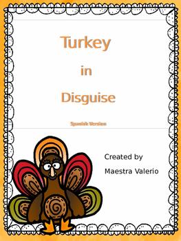 Turkey in Disguise- Spanish Version