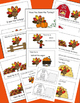 Thanksgiving Activities Turkeys Emergent Reader Positional