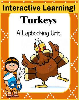 Turkeys - A Lapbook Unit