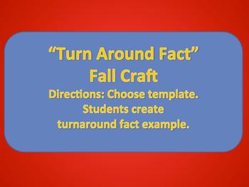 Turn Around Fact Craft