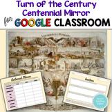 Turn of the Century Centennial Mirror {with Google Classro