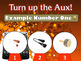 Turn up the Aux! (Identifying Auxiliary Percussion Instruments)