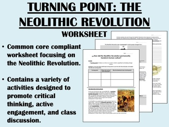 Turning Point: The Neolithic Revolution - Global/World His