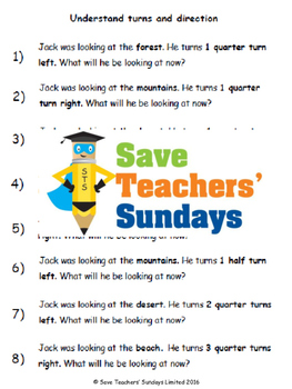 Turns lesson plans, worksheets and more